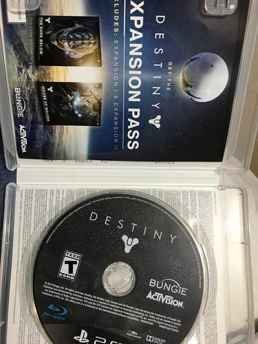 destiny físico ps3