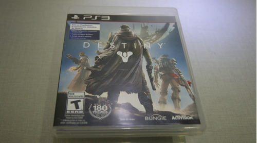 destiny ps3 - delivery