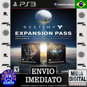 Ps3 Pkg - Destiny PS3 em Sergipe no Mercado Livre Brasil