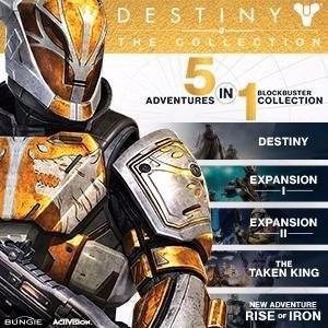 destiny the collection ps4 original físico en palermo