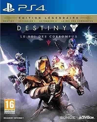 destiny: the taken king - edición legendaria - playstation 4