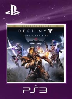 destiny the taken king legendary edition español ps3