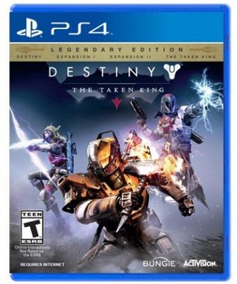 destiny the taken king - ps4 - juego fisico