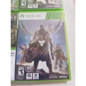 Destiny Xbox 360 Nuevo Sellado.