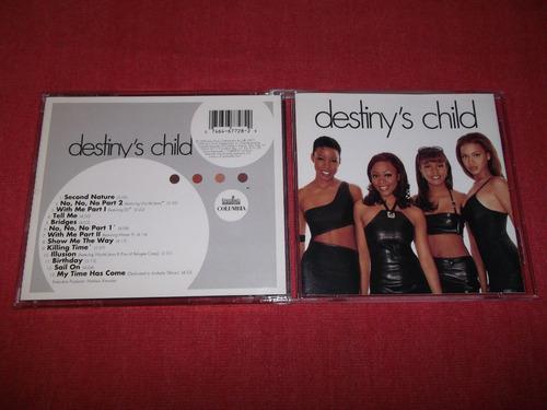 destiny´s child - homonimo cd imp ed 1998 mdisk