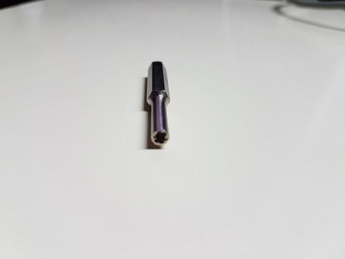 destornillador 3.8mm para cartuchos de nes,snes, n64 y sega