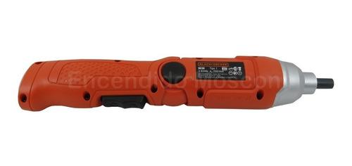 destornillador atornillador inalambrico black & decker 9036