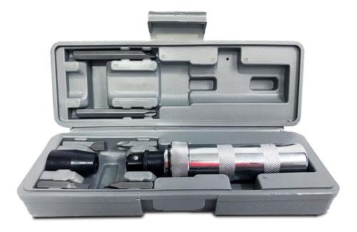 destornillador de impacto 100% metálico x 7 piezas