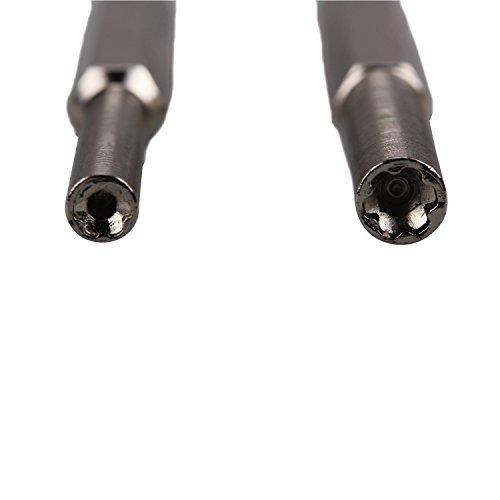 destornillador gamebit de 38 mm juego de puntas de seguridad