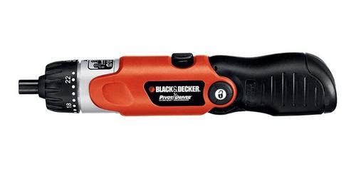destornillador inalámbrico black & decker 9078-ar nuevo gtía