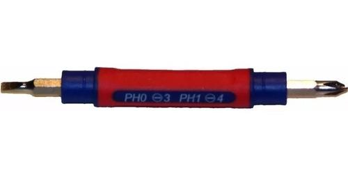 destornillador perillero punta plana y phillips bremen® 6762