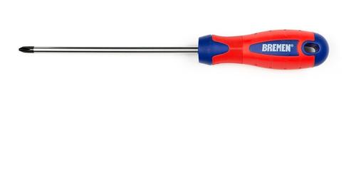 destornillador ph0x75m mango de goma bremen® punta imantada
