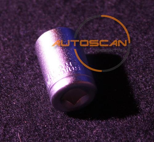 destornillador set puntas y tubos enc 1/4 eurotech 15 pcs