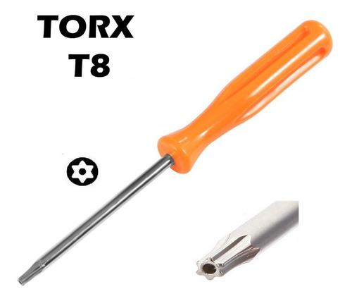 destornillador torx t8  | electrophone