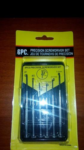 destornilladores de precision