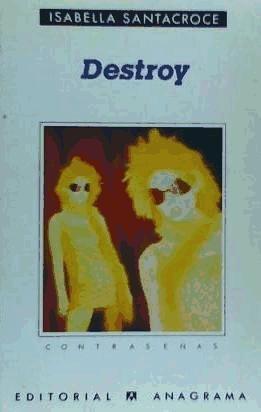 destroy(libro literatura italiana)