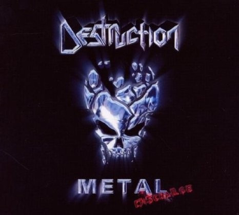 destruction metal discharge (limited edition)