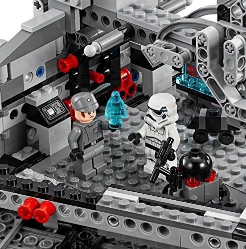 destructor imperial de estrellas star wars lego 75055