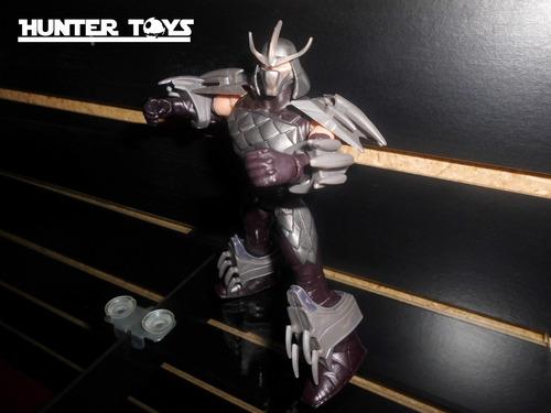 destructor, tortugas ninja, shredder, figura, tel. 35846340