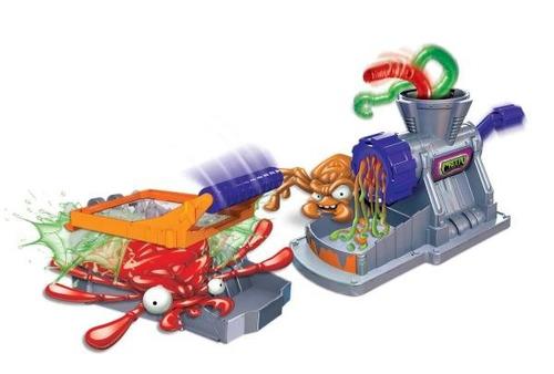 destructor y triturador de bichos creepy crawlers