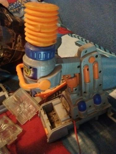 destructor y triturador de insectos con fuente de 220v