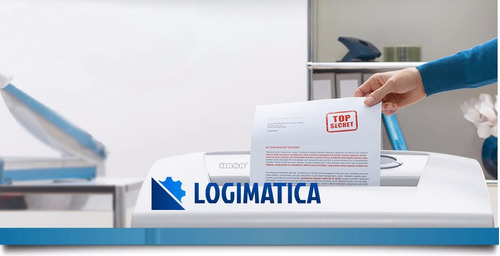 destructora papel trituradora documento tarjeta cd dasa 2205