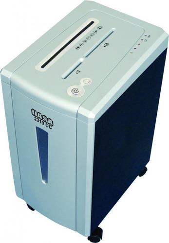 destructora trituradora de papel documentos cd dvd tarjetas