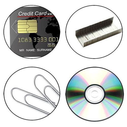destructoras de papeles documentos rafer 6600 b micro-cut