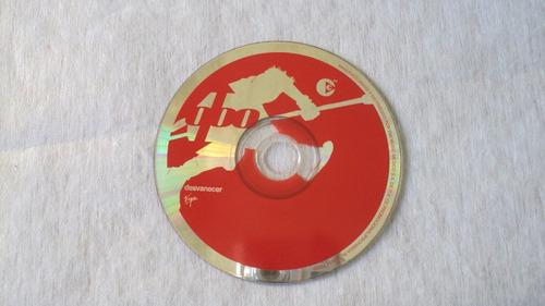 desvanecer qbo cd sencillo 2003 emi musi mexico