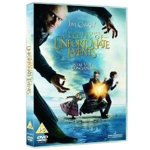 desventuras em série com jim carrey dvd importado