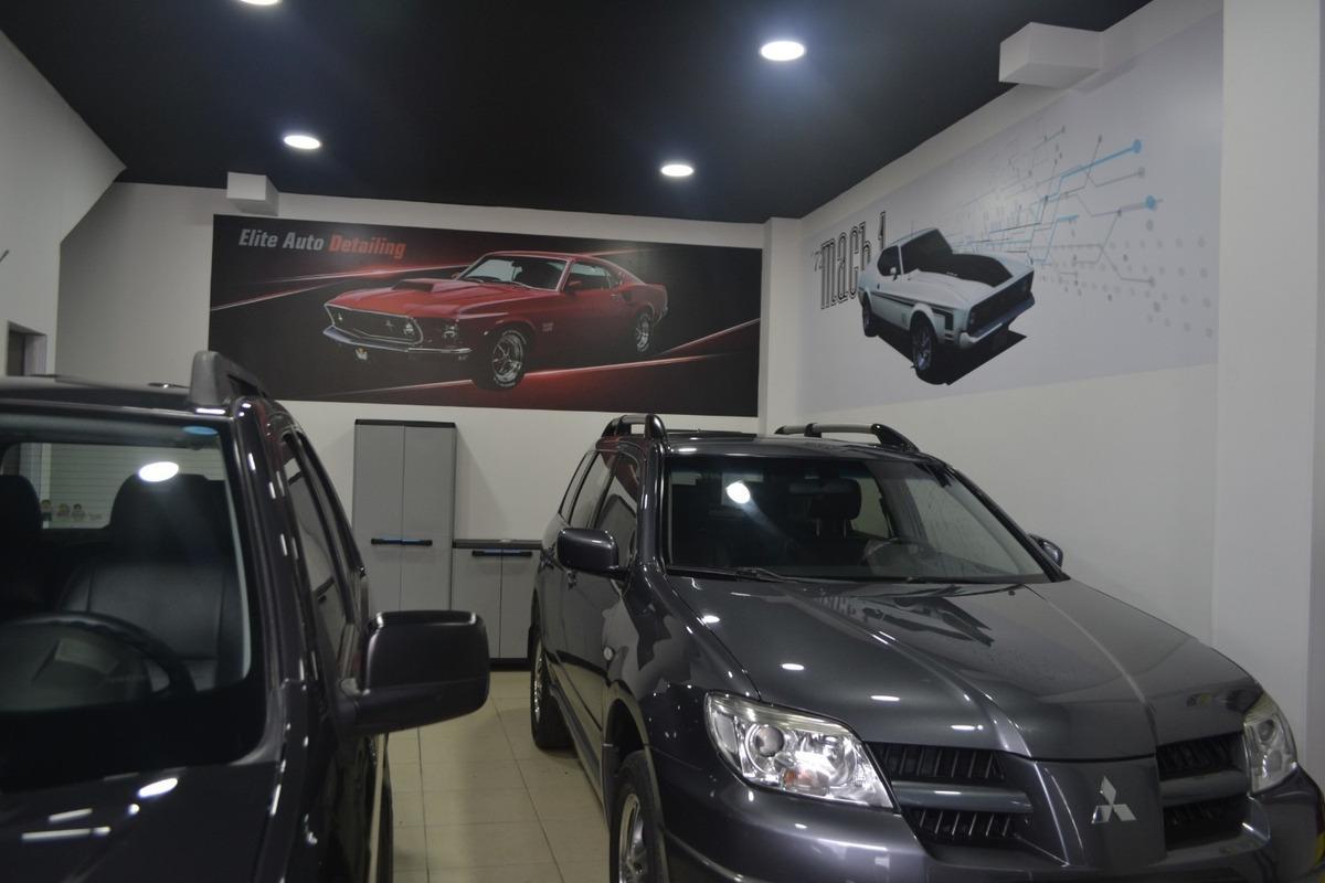 detailing, negocio de detallamiento vehicular