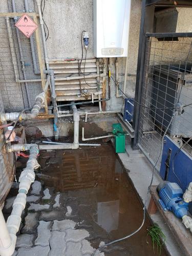 deteccio y reparacion filtraciones de agua reparacion