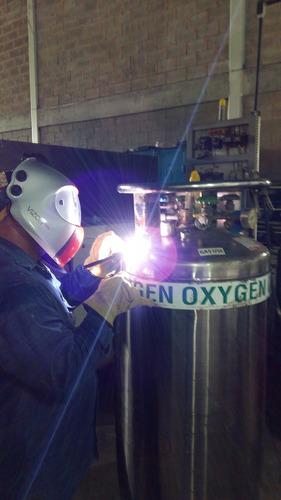 detección de fugas con espectrometría de masa (helio-nitrog)