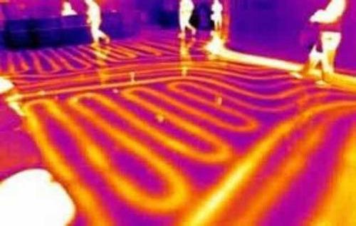detección de fugas con termografia