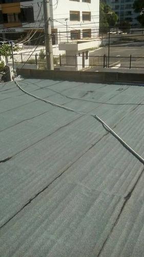 deteccion de humedad - tratamiento filtraciones en rd