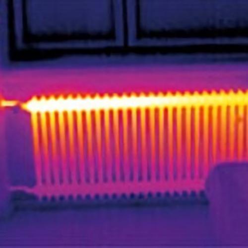 detección de roturas de cañerías | calefacción | termografía