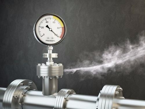 detección reparación de fuga perdida de gas