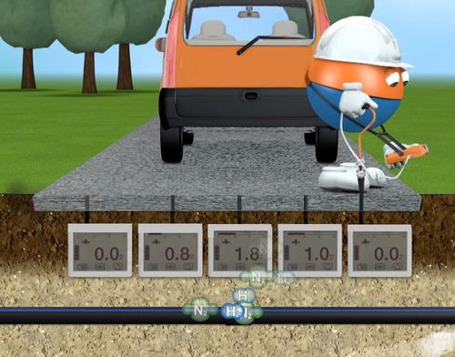 detección reparación de fuga pérdidas de agua sin romper