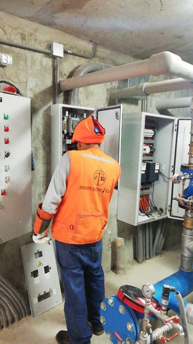 detección y reparación de fallas eléctricas