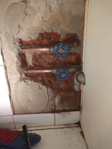 detección y reparación de fugas de agua, calefacción y gas