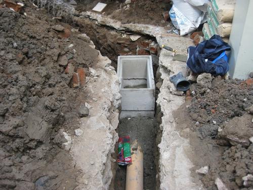deteccion y reparacion de fugas no visibles de agua -geofono
