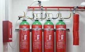 deteccion y supresion  incendio (mantenimiento e instalacion