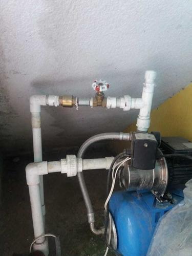detectamos fugas de agua, reparacion de bombas plomería