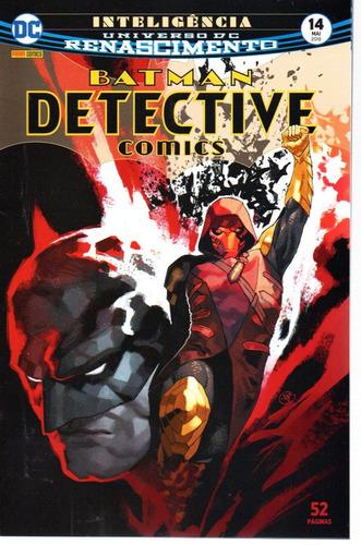 detective comics 14 renascimento panini  bonellihq cx164 f18