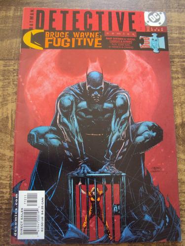 detective comics # 777 - batman - importada