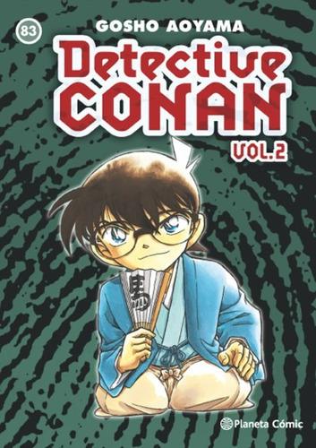 detective conan ii 83(libro shonen (acción - juvenil))