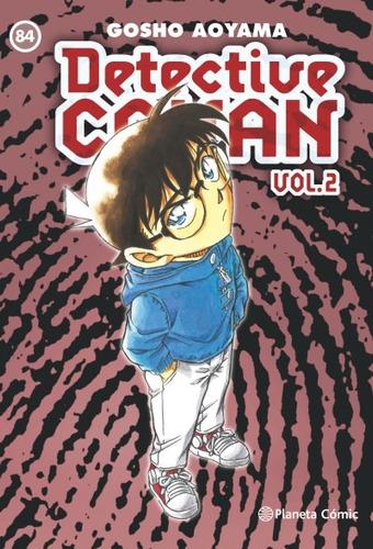 detective conan ii 84(libro shonen (acción - juvenil))