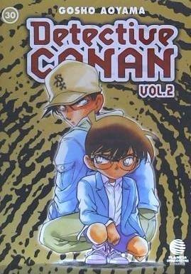 detective conan ii nº 30(libro )