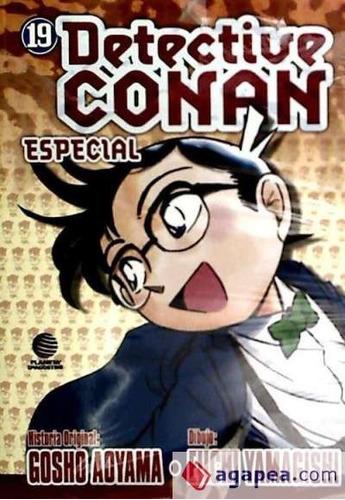 detective conan nº 19(libro )