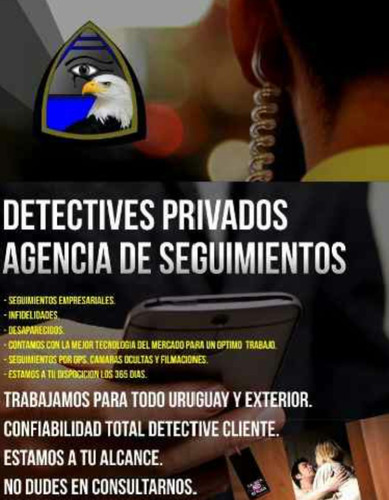 detective privado .